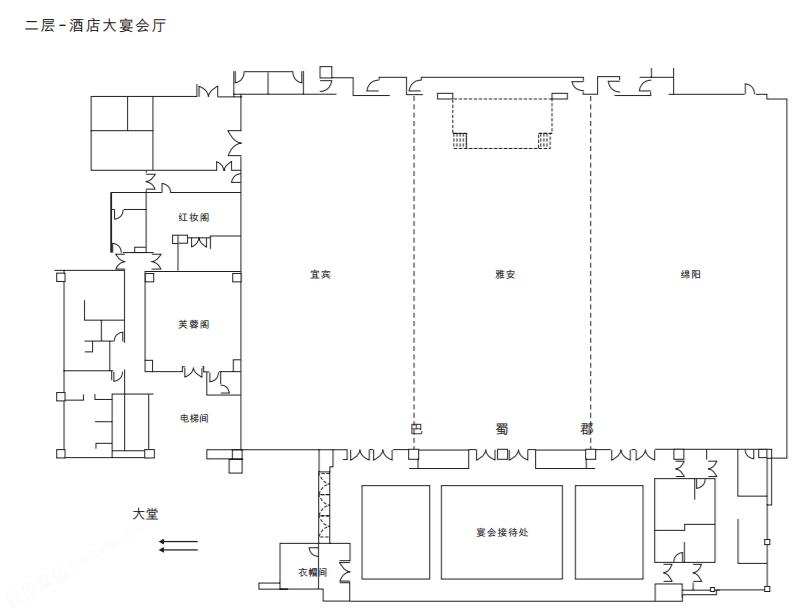 成都香格里拉大娱乐世界注册-平面图5