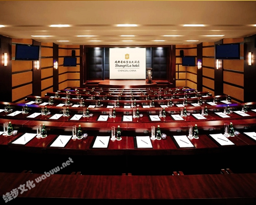 成都香格里拉大娱乐世界注册-演播厅