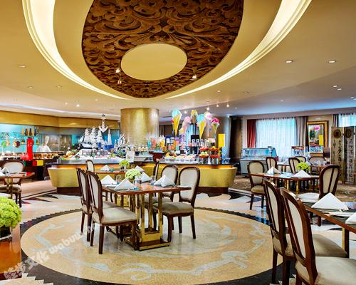 成都泰合索菲特大饭店-餐厅2