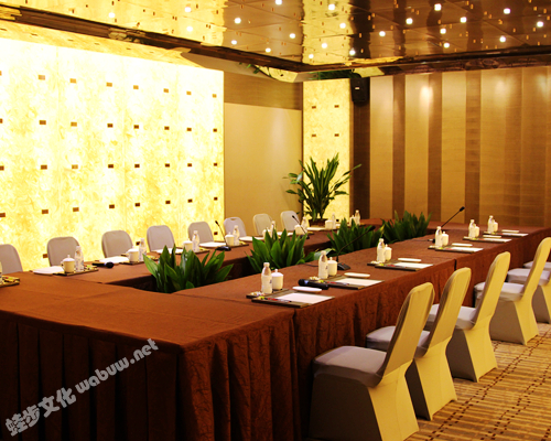 四川岷山饭店-会议室8