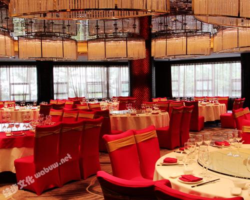 四川岷山饭店-中餐厅