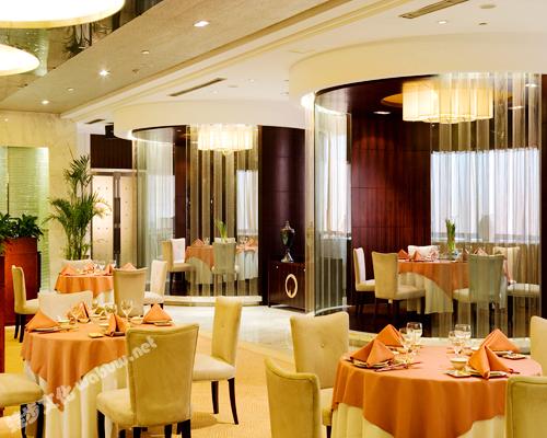 成都泰合索菲特大饭店-餐厅6