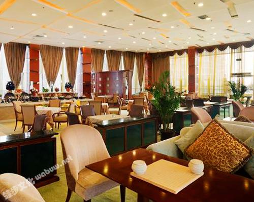 成都世纪城天堂洲际大饭店-行政酒廊