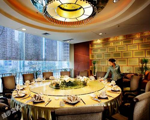 成都世纪城天堂洲际大饭店-华府中餐厅