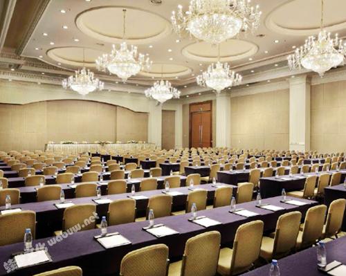 成都世纪城天堂洲际大饭店-会议室