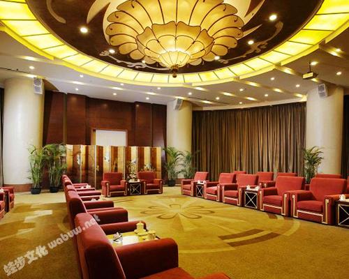 成都世纪城天堂洲际大饭店-会见厅