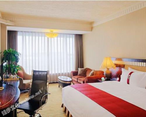成都世纪城天堂洲际大饭店-大床房