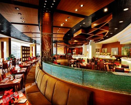 成都世纪城天堂洲际大饭店-思飞咖啡厅