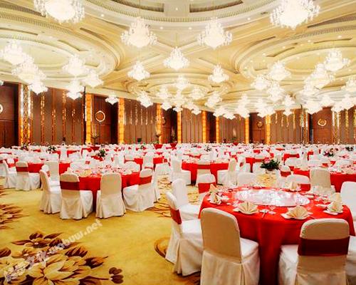 成都世纪城天堂洲际大饭店-国际会议厅