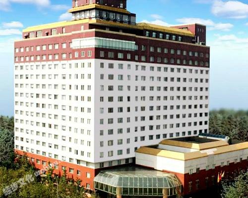 成都西藏饭店-外观