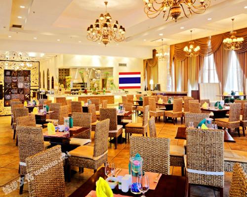 成都世纪城天堂洲际大饭店-泰式火锅餐厅