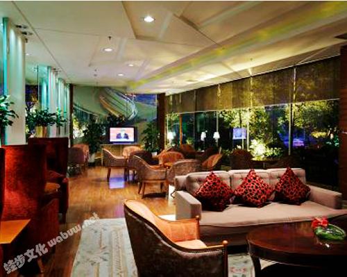成都世纪城天堂洲际大饭店-大堂吧